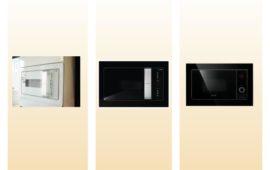 Обзор лучших моделей встраиваемых микроволновых печей Gorenje