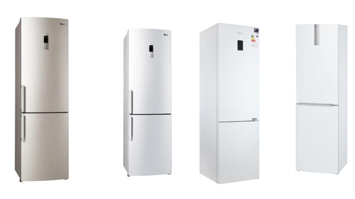 Особенности выбора лучших моделей двухкамерных холодильников с зоной свежести