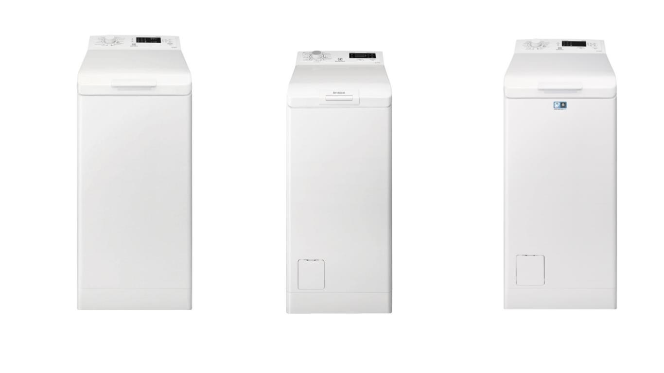 Советы по выбору лучших моделей стиральных машин  Electrolux с вертикальной загрузкой