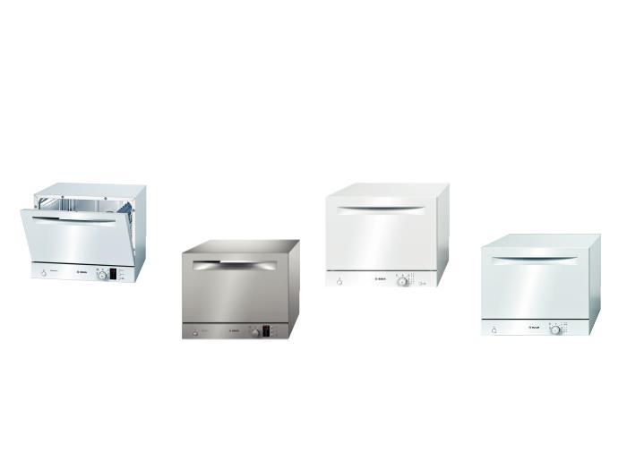 Особенности выбора лучшей настольной посудомоечной машины марки Bosch