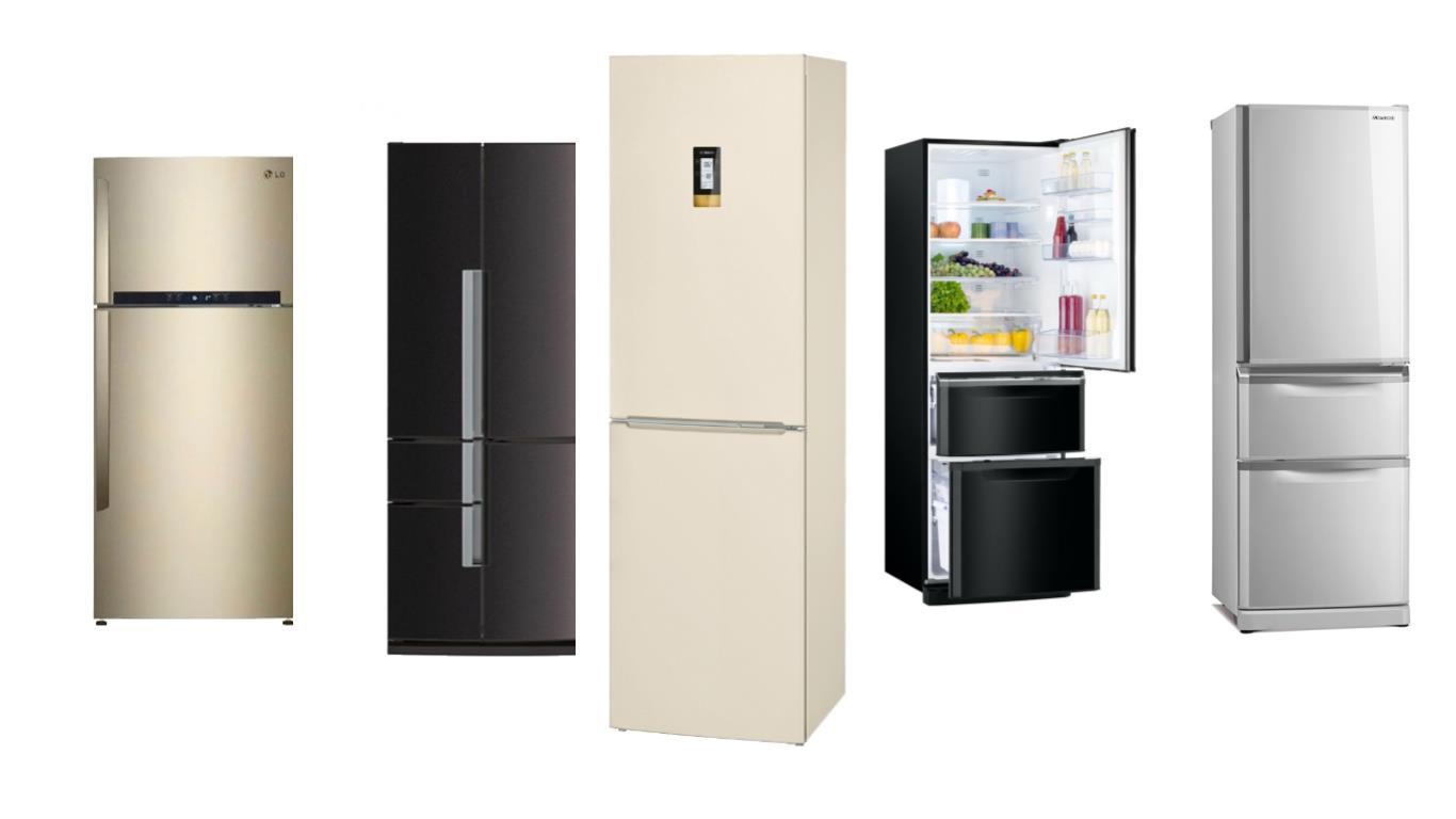 Обзор лучших моделей холодильников с зоной свежести и Ноу Фрост