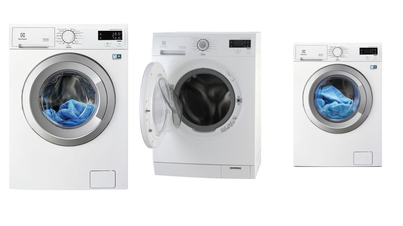 Обзор лучших моделей стиральных машин с сушкой Electrolux