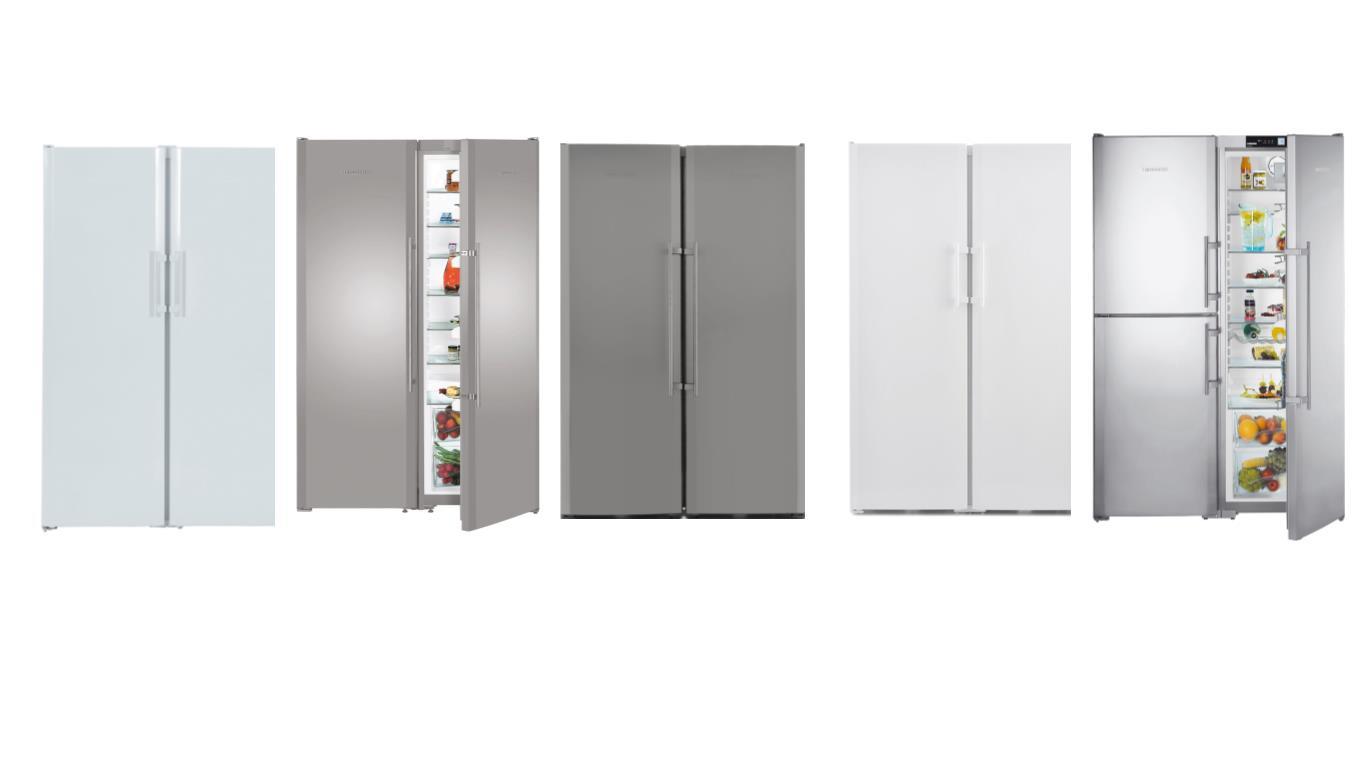 Секреты выбора лучших моделей холодильников Side-by-side Liebherr