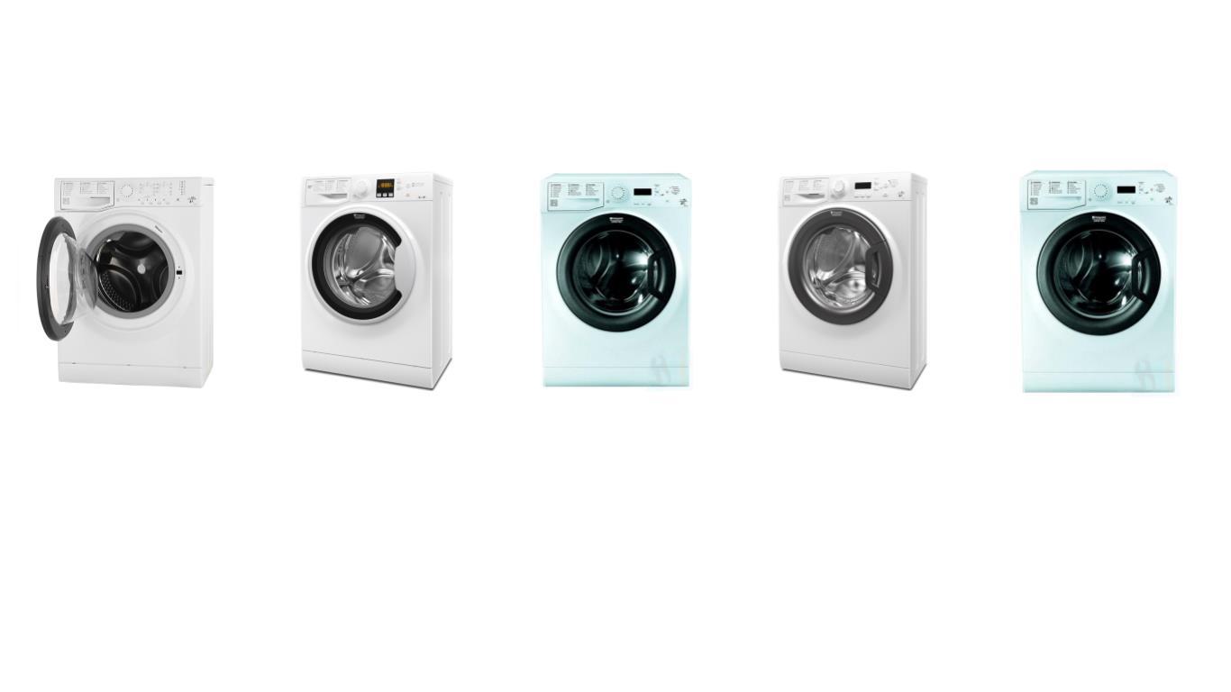 Советы по выбору лучших моделей стиральных машин-автоматов Hotpoint-Ariston