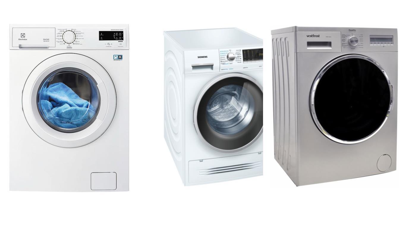 Обзор лучших моделей стиральных машин-автоматов с сушкой