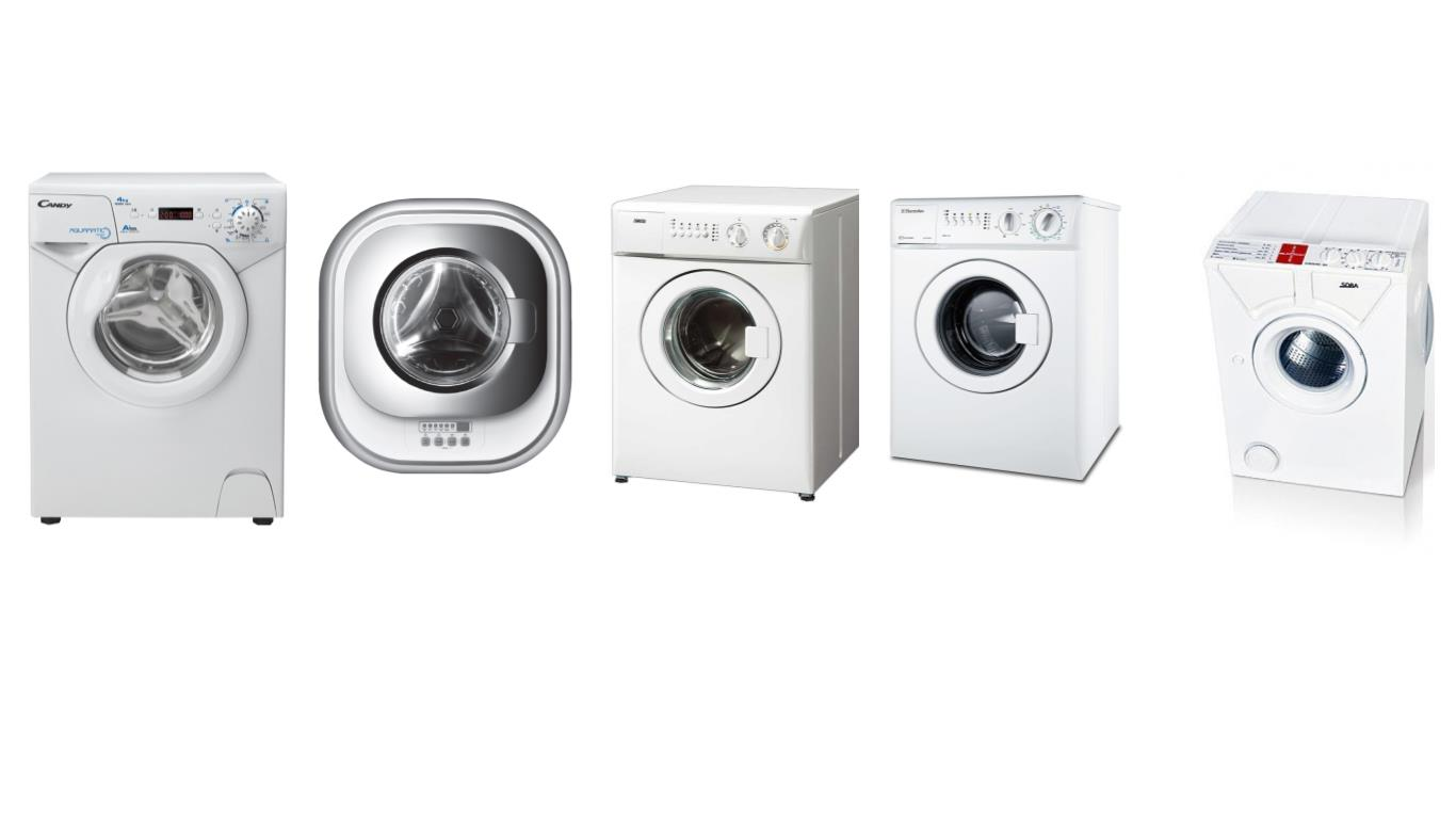 Сравнение лучших моделей маленьких стиральных машин-автоматов под раковину