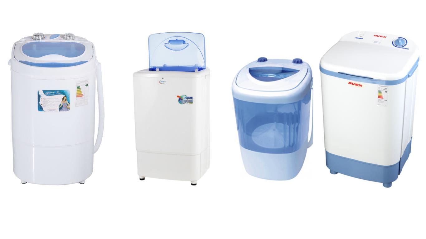 ТОП 4 лучших моделей дешевых вертикальных стиральных машин