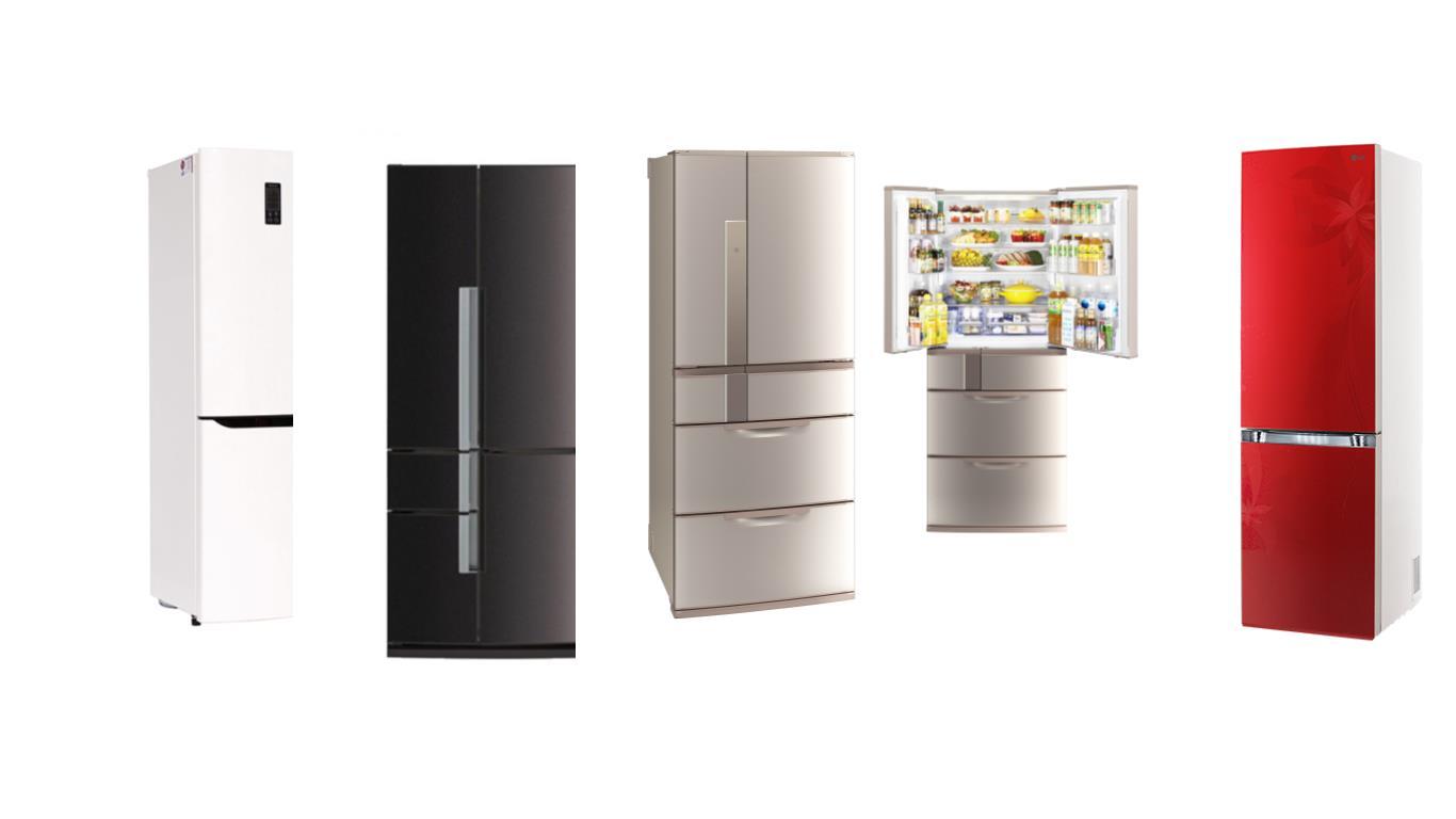 ТОП 4 лучших моделей холодильников Ноуфрост