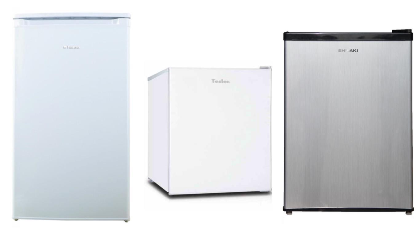 Советы по выбору лучших моделей маленьких однокамерных холодильников