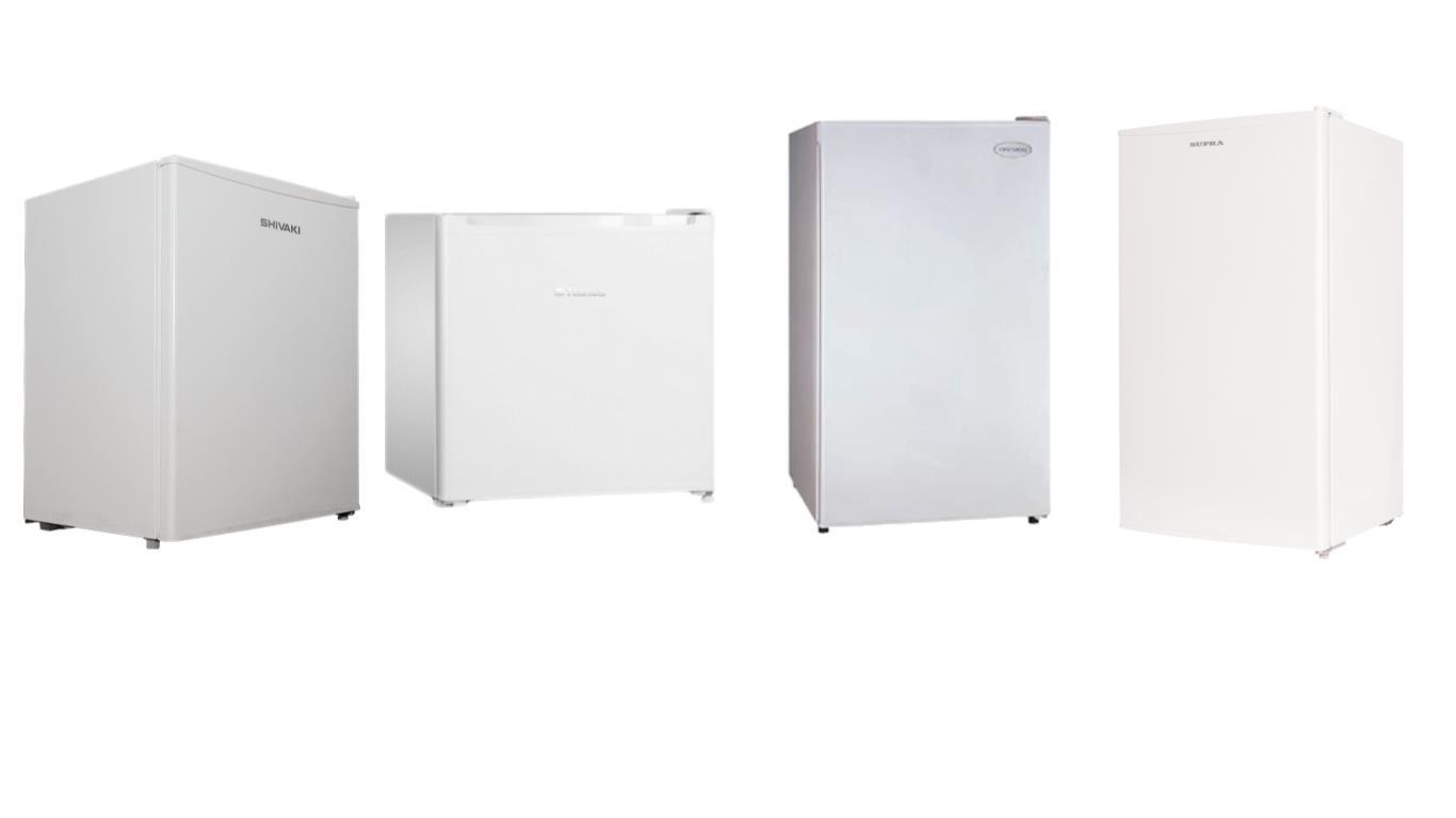 Топ 4 лучших моделей маленьких холодильников с морозильной камерой