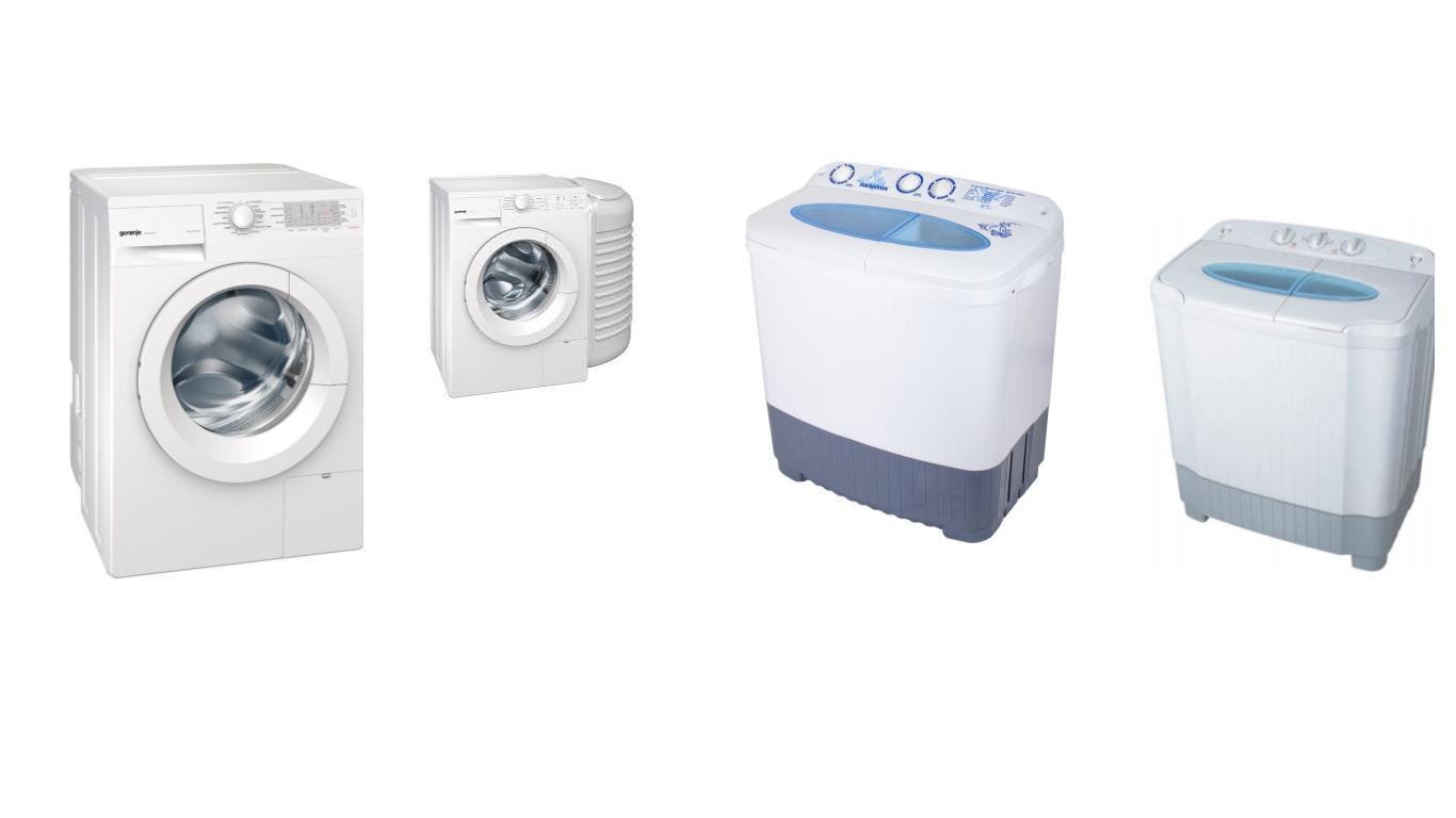 Советы по выбору лучших моделей стиральных машин - автоматов  для дачи