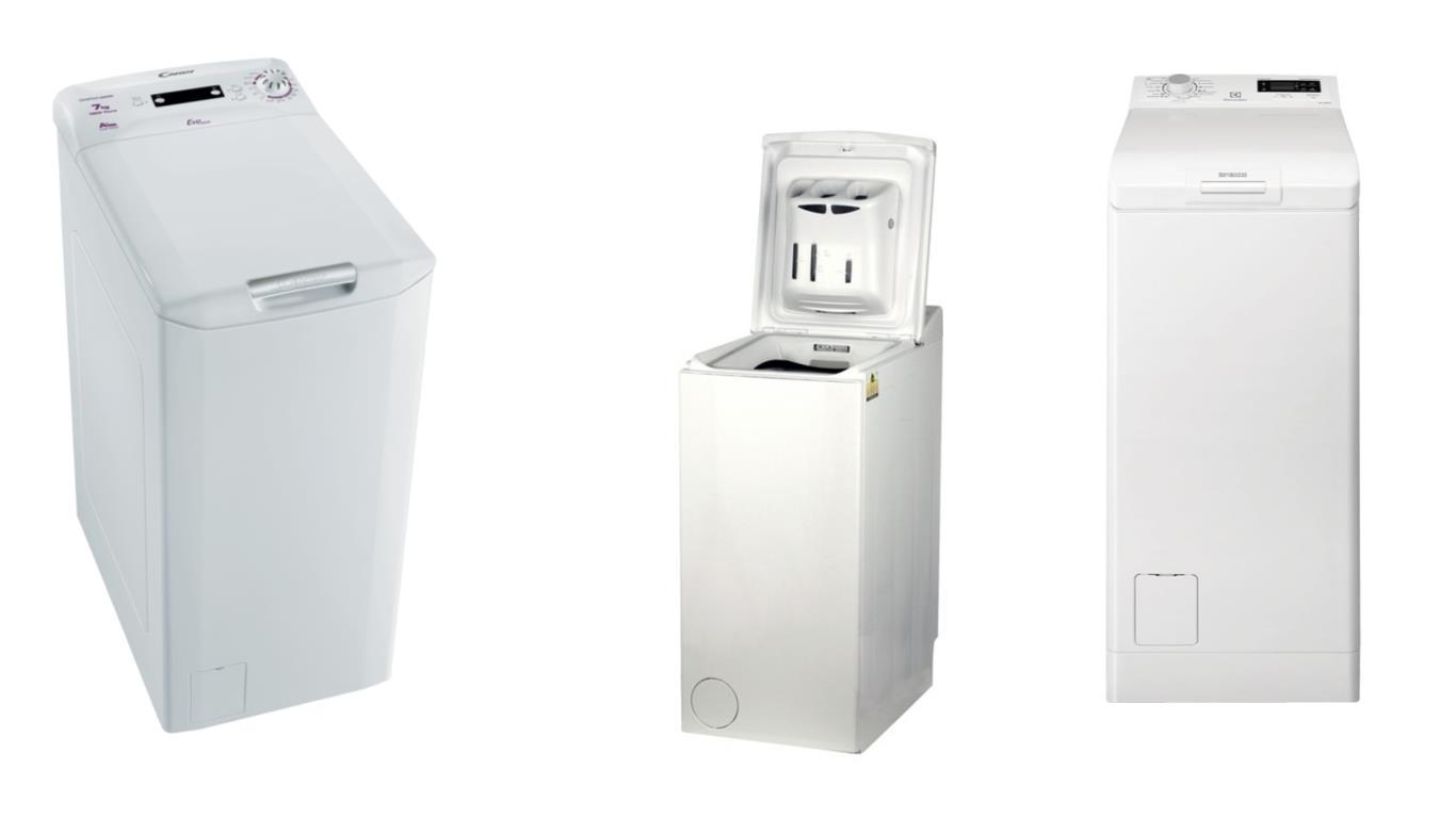 Сравнение лучших моделей надежных вертикальных стиральных машин