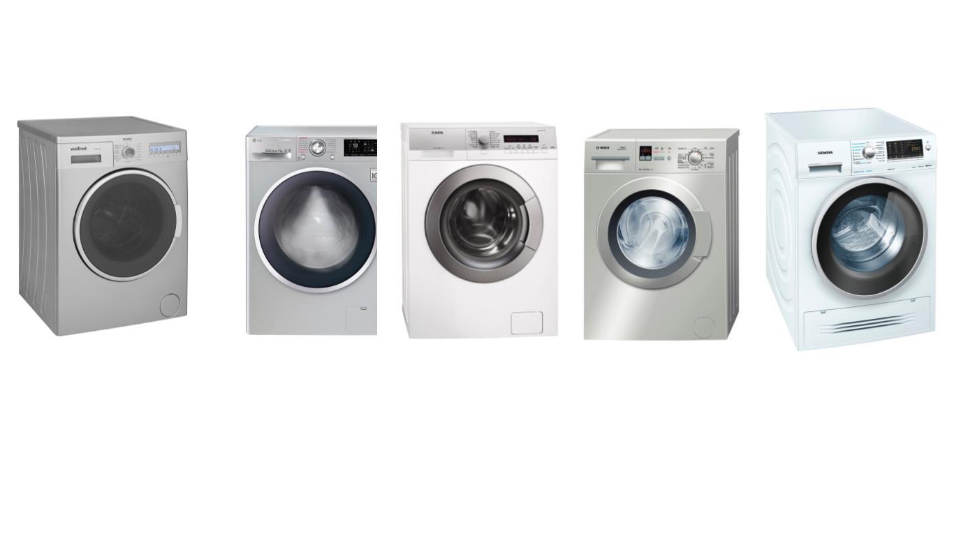 Советы по выбору хороших стиральных машин-автоматов