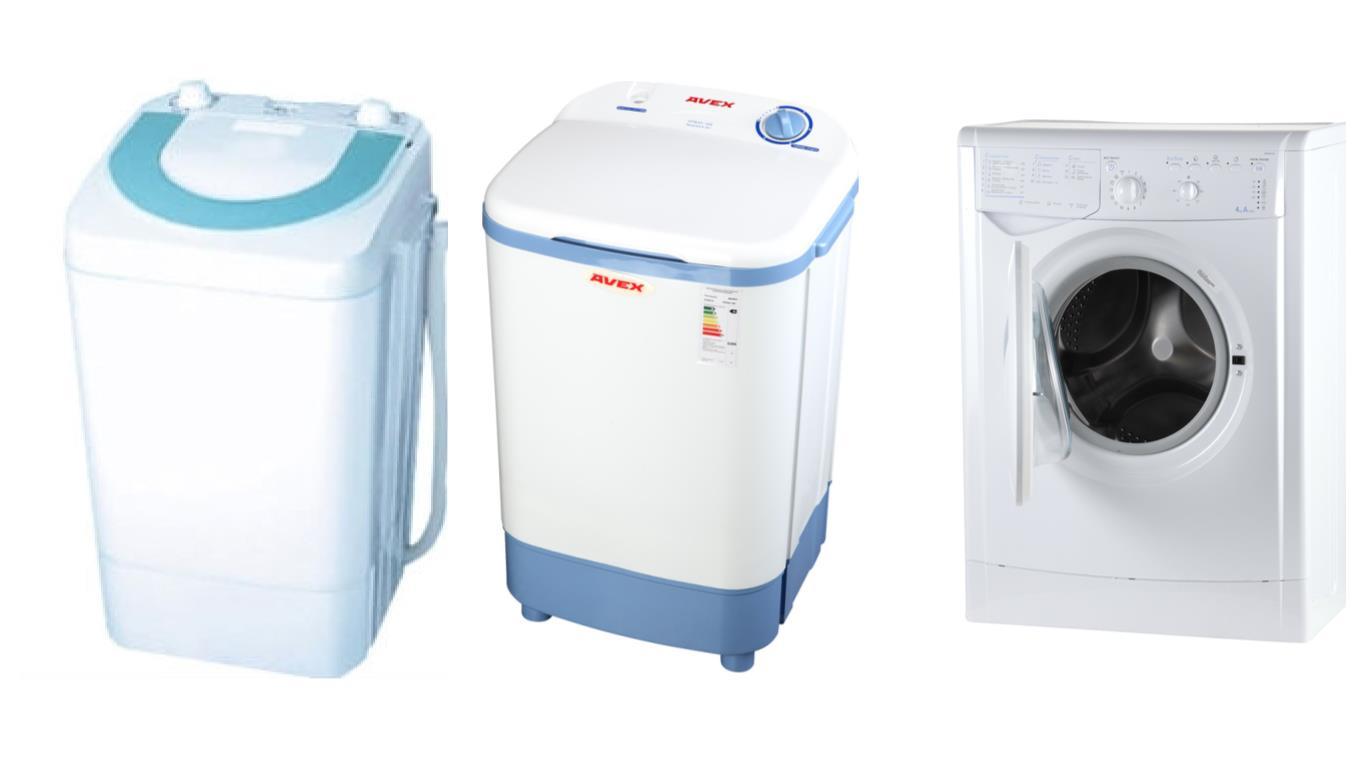 Сравнение лучших моделей узких стиральных машин на 4 кг белья