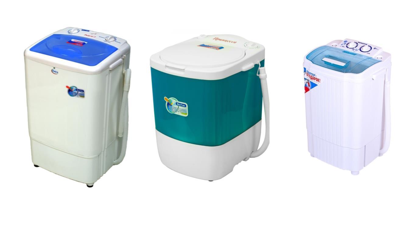 ТОП 3 лучших моделей узких стиральных машин