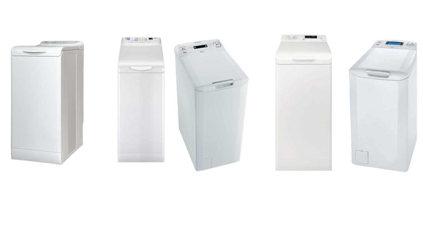 Советы по выбору лучших моделей стиральных машин с вертикальной загрузкой
