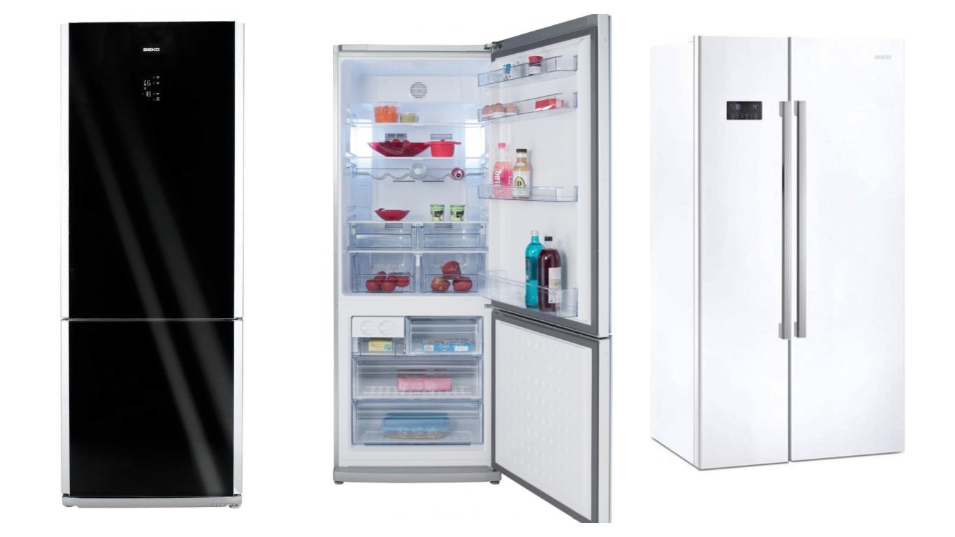 Обзор лучших холодильников BEKO Ноу Фрост