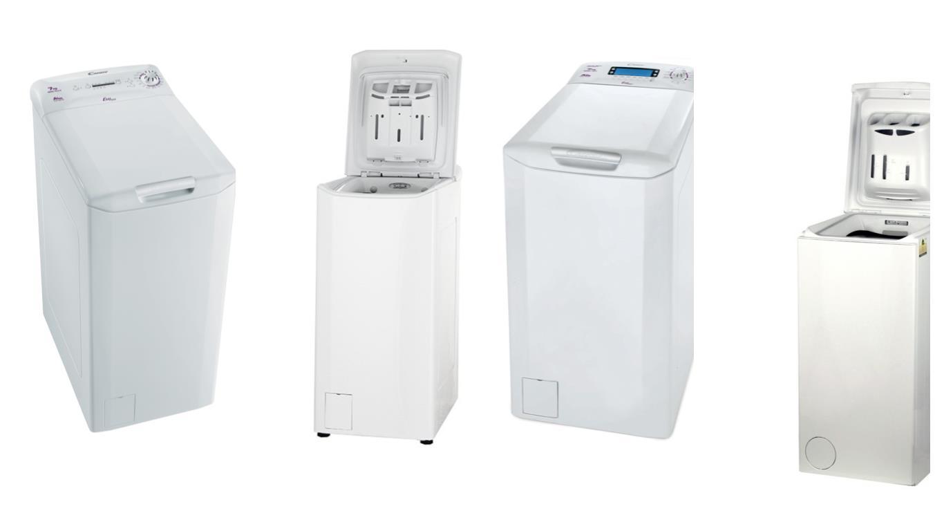Выбор лучших стиральных машин с вертикальной загрузкой