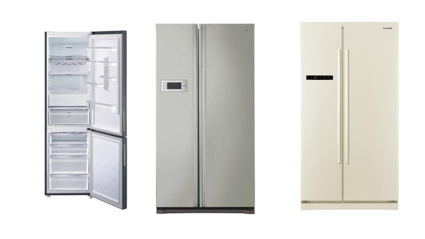 Выбор лучших двухкамерных холодильников Samsung  Ноуфрост