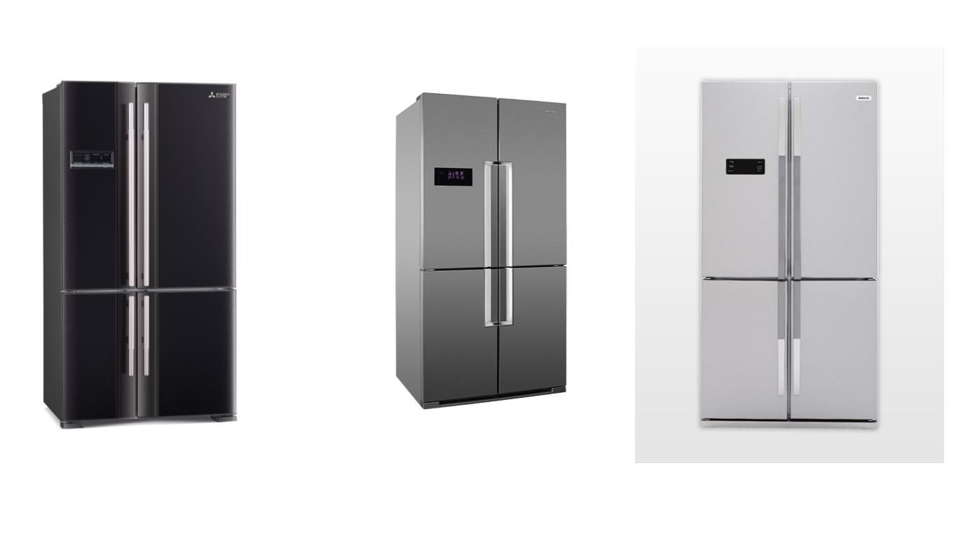 Секреты выбора лучших моделей широких холодильников с нижней морозилкой