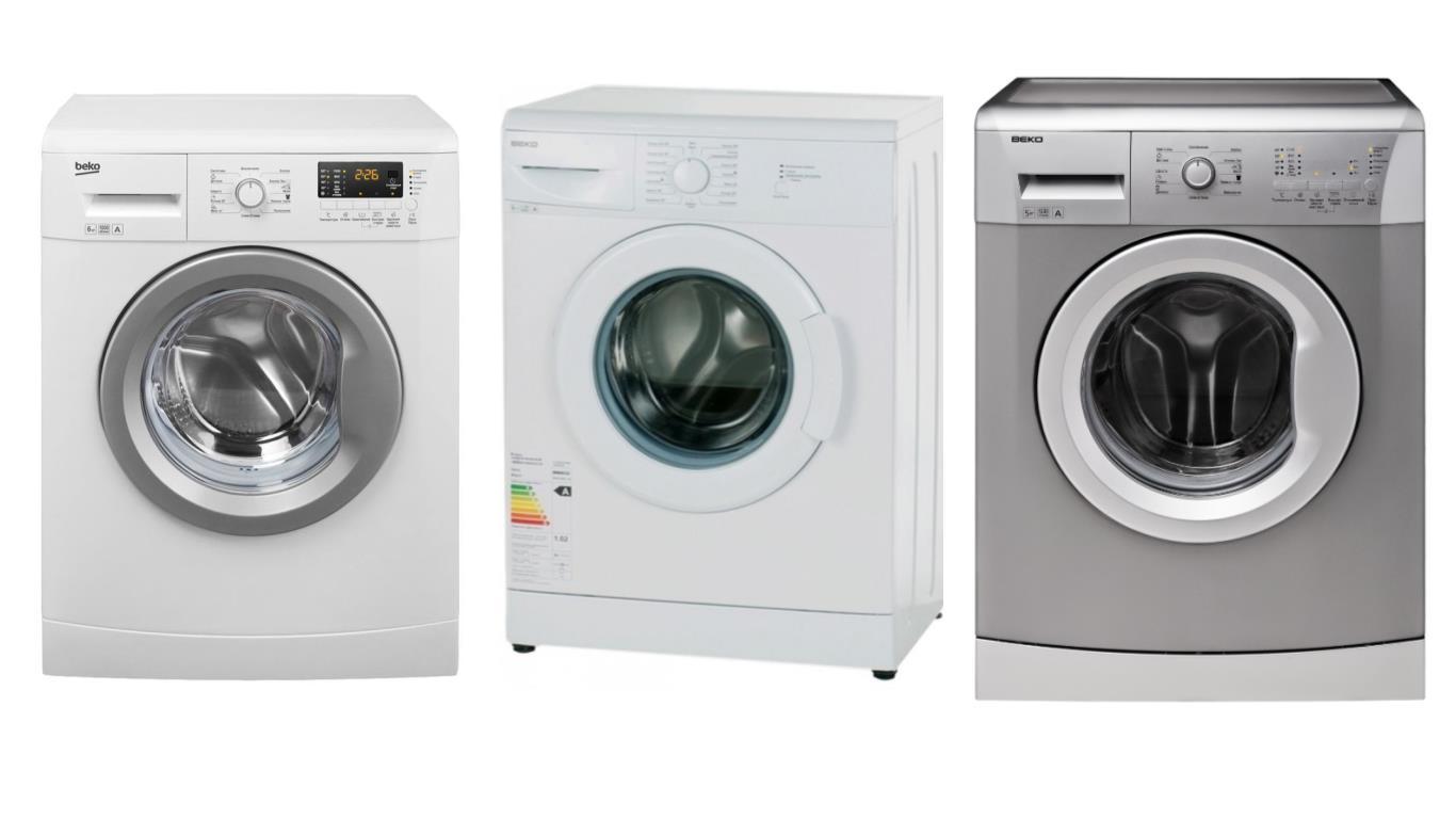 Особенности выбора лучших моделей узких стиральных машин Beko