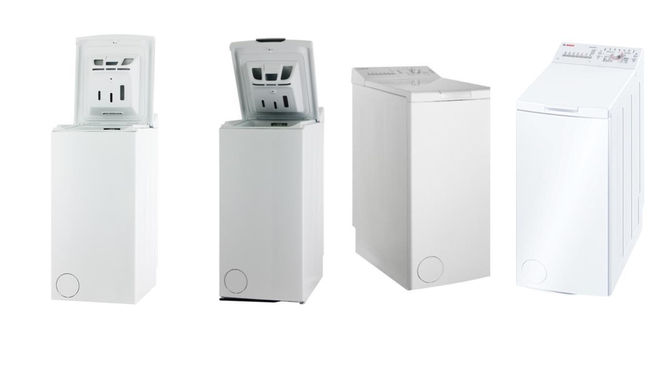 Выбор лучших моделей узких стиральных машин Bosch