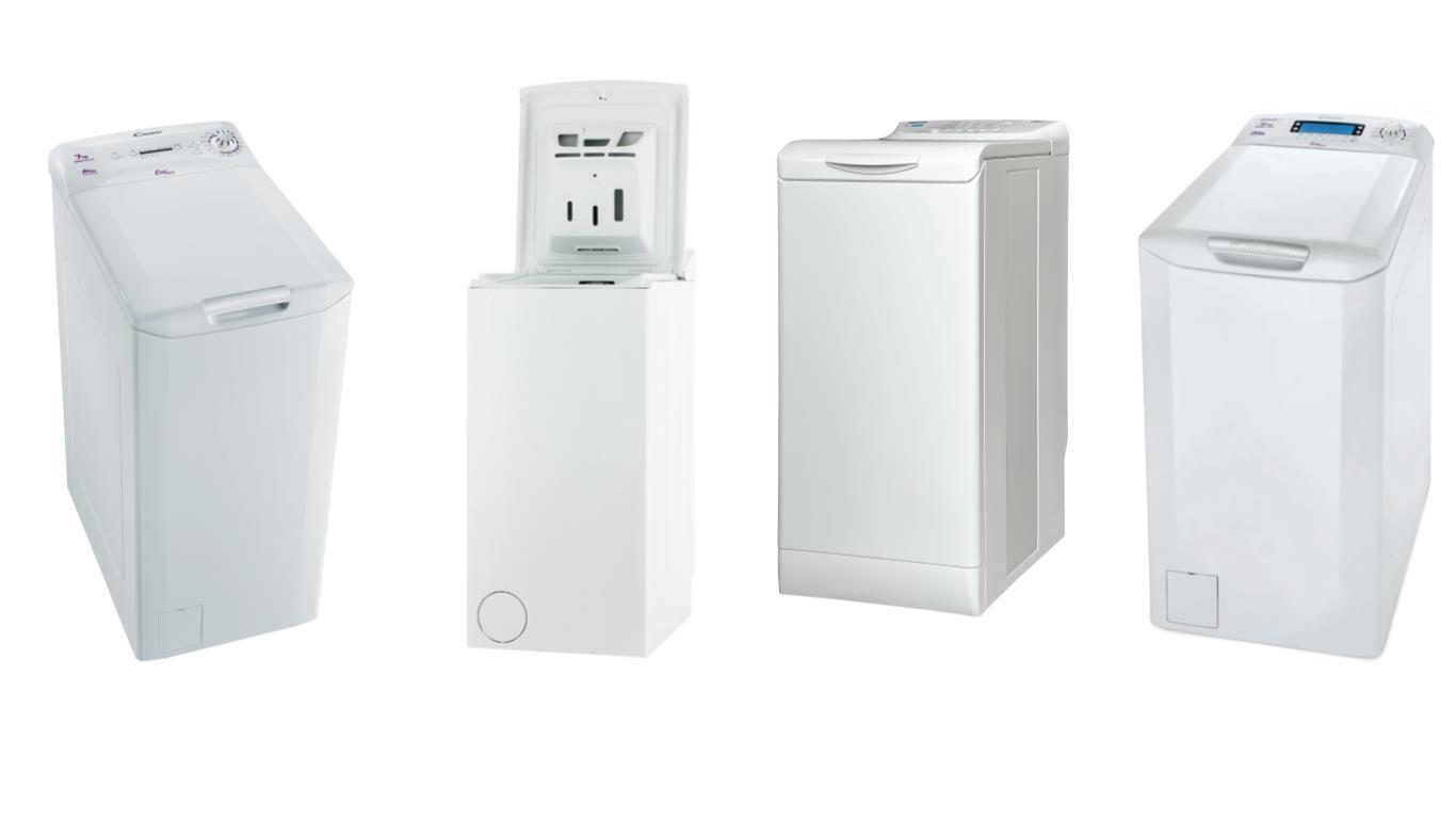 Особенности выбора лучших стиральных машин вертикального типа