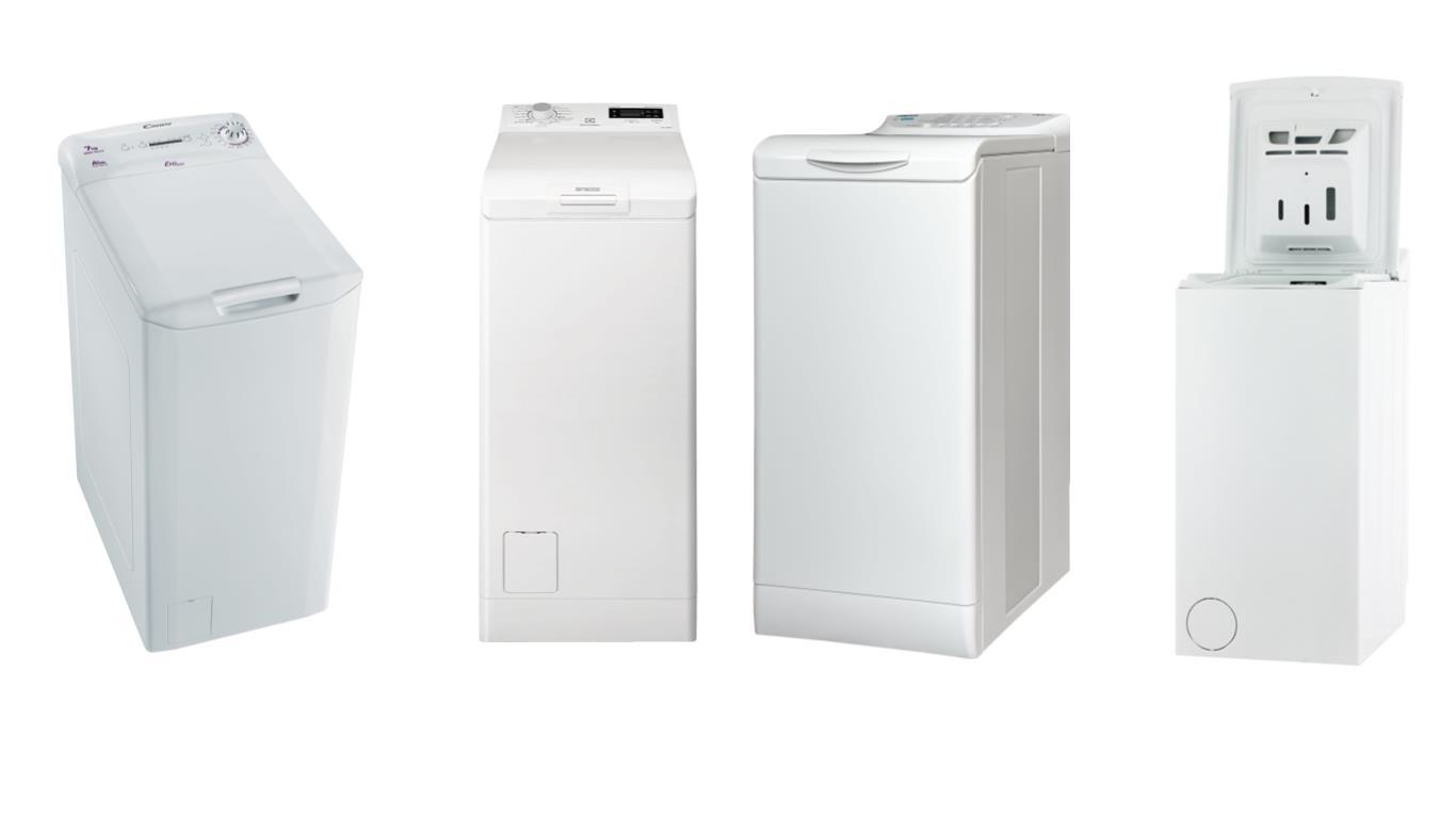 Сравнение лучших вертикальных стиральных машин-автоматов