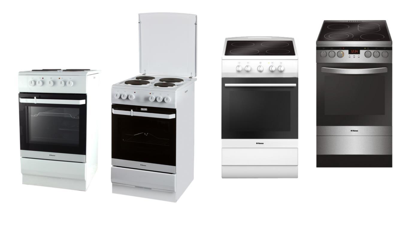 Советы по выбору лучшей плиты Hansa с большой духовкой