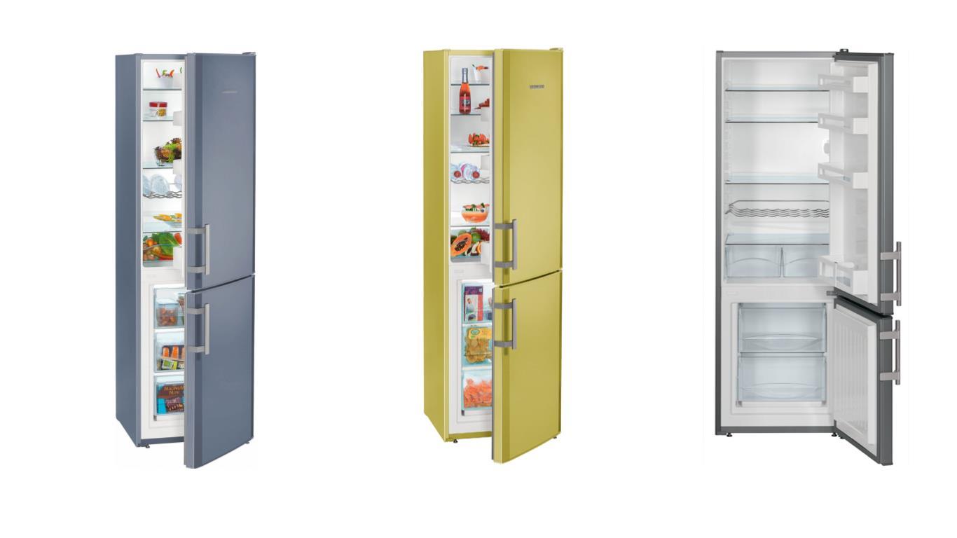Выбор лучших моделей холодильников Liebherr с нижней морозильной камерой