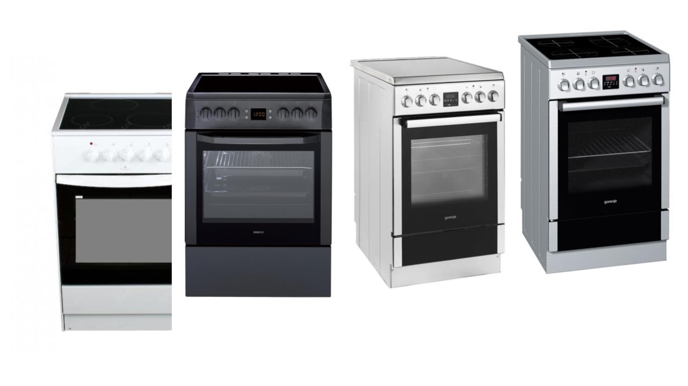 Советы по выбору лучшей электрической керамической плиты