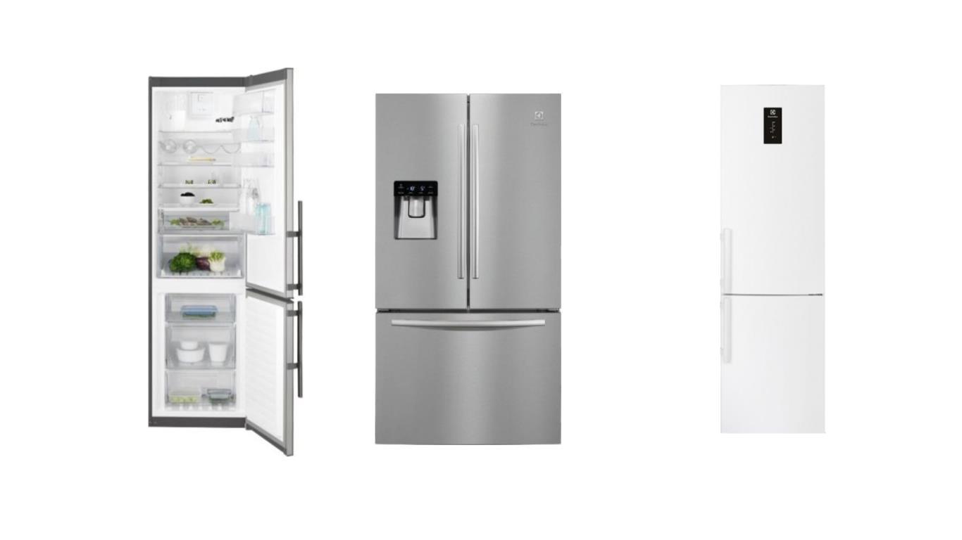 Обзор лучших двухкамерных холодильников Ноуфрост Electrolux