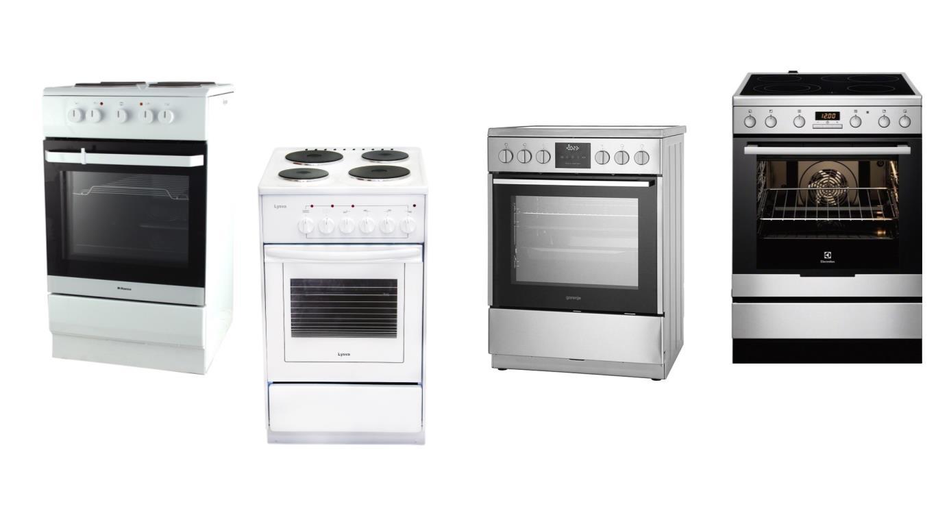 Выбор лучшей электрической плиты с большой духовкой
