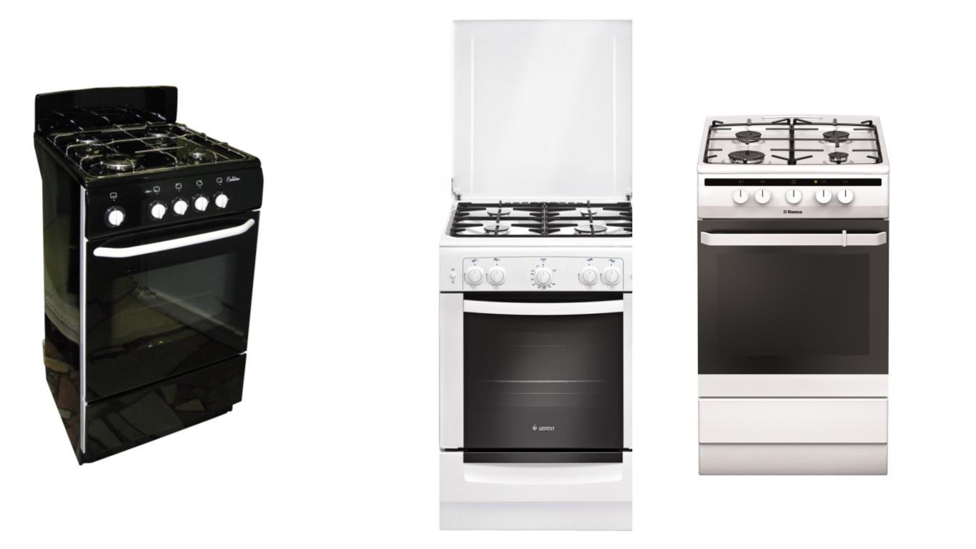 Особенности выбора лучших газовых плит с газовой духовкой