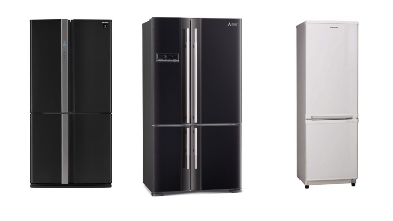 Сравнение лучших моделей многодверных холодильников с морозильной камерой