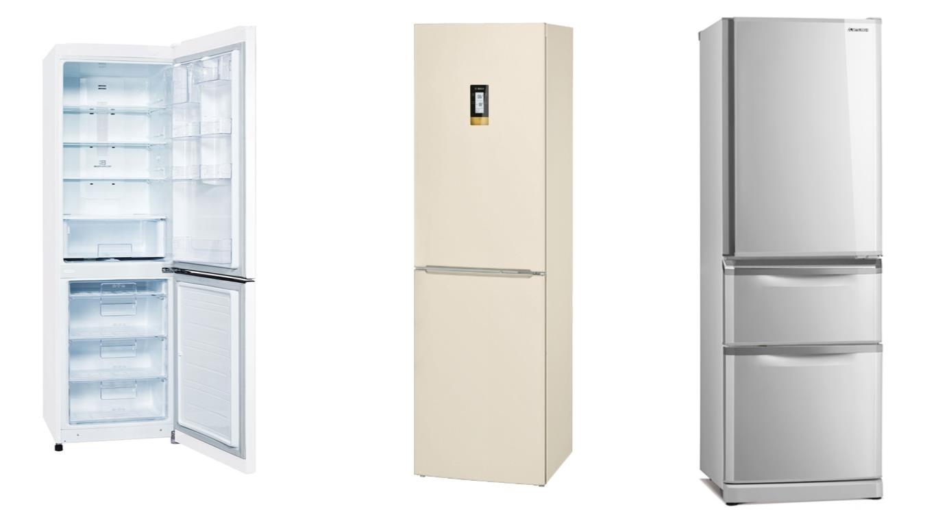 Выбор лучшего холодильника No Frost с нижней морозильной камерой
