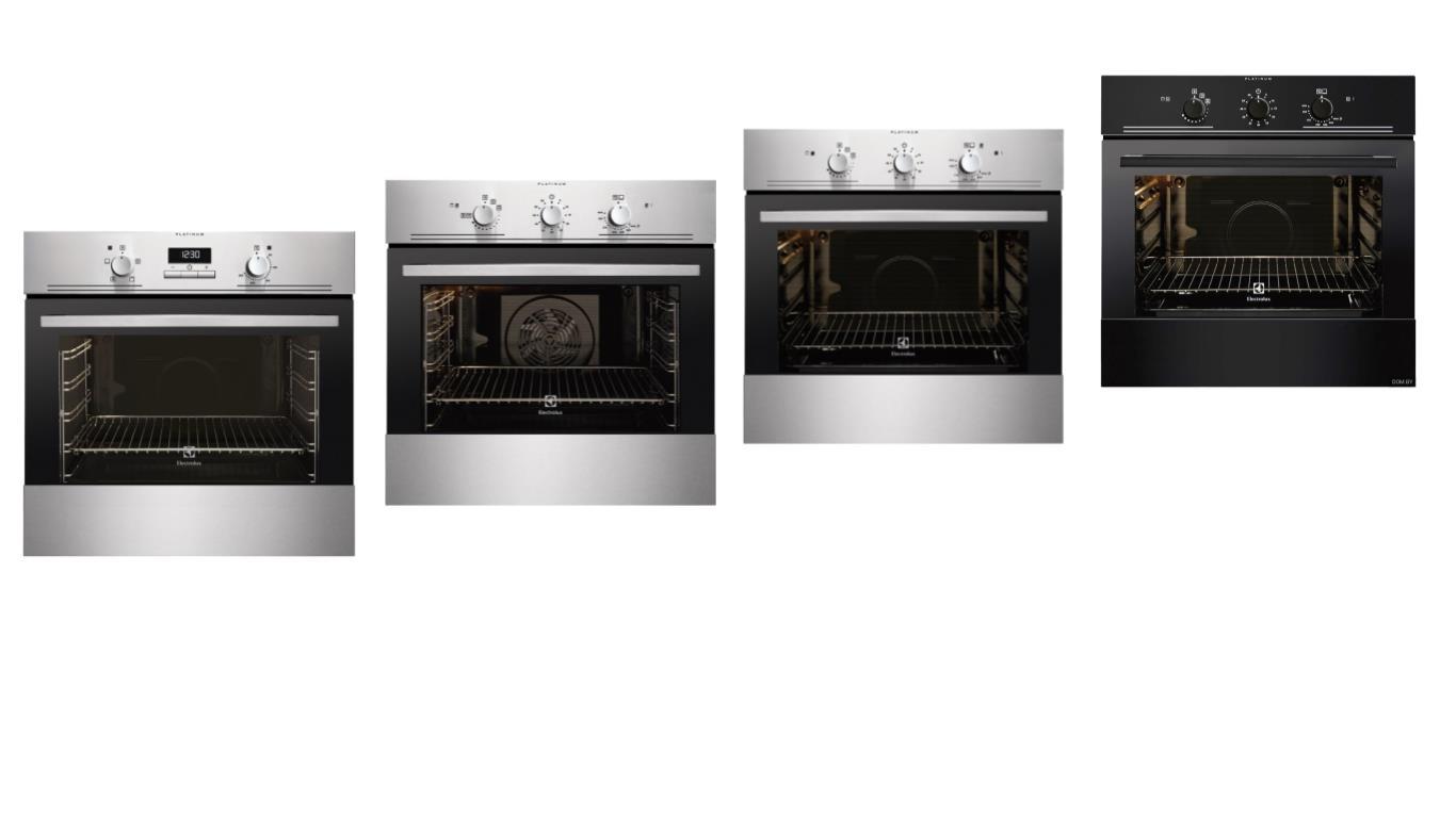 Особенности выбора лучших моделей газовых духовых шкафов Electrolux