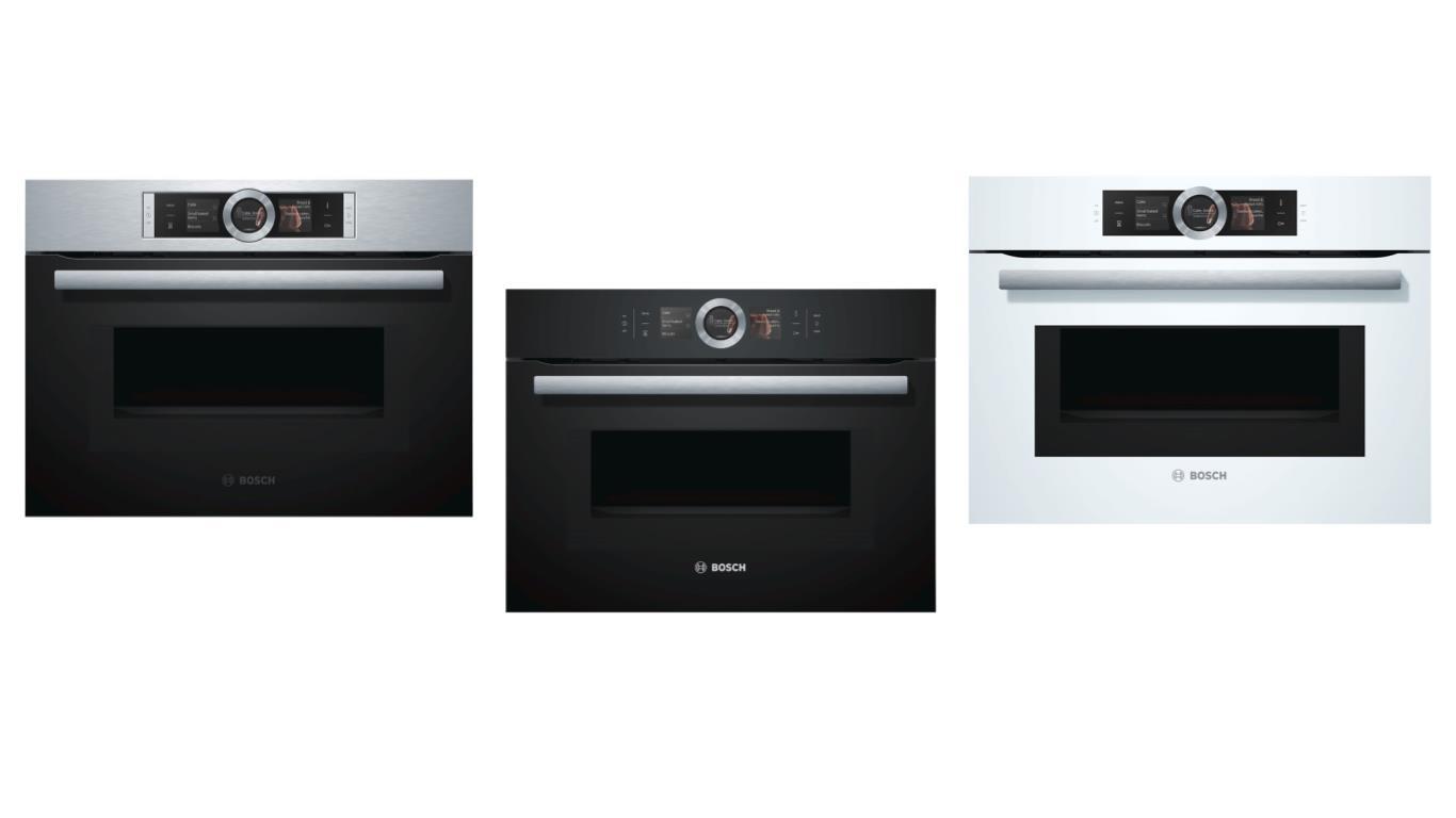 Особенности выбора лучших компактных духовых шкафов Bosch