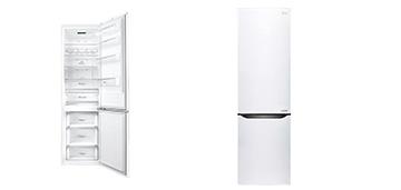 Холодильник инверторный LG GW-B499 SQGZ