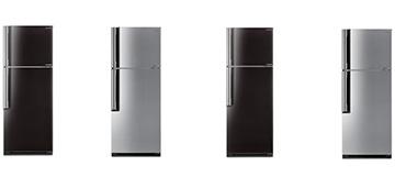 Инверторные холодильники Sharp SJ-XE35 PMBK, SJ-XE35 PMSL, SJ-XE39 PMBK, SJ-XE35 PMSL