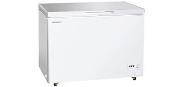 Тихий современный морозильник Kraft BD(W)-350QX