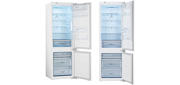 Встраиваемый холодильник Total NoFrost: LG GR-N266LLR
