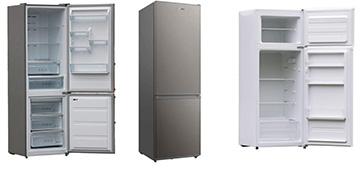 Двухкамерные холодильники Shivaki BMR-1881 DNFX, Shivaki BMR-1881 NFX, Shivaki TMR-1441W