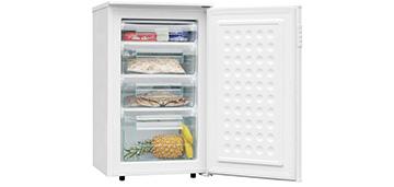 Тихий морозильный шкаф - камера BBK RFZ-80