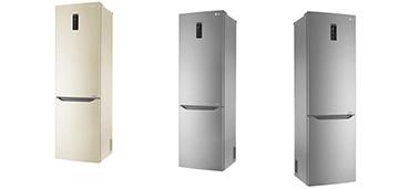 Обзор двухкамерных холодильников с инвертором LG GW-B499 SEFZ, LG GW-B499 SMFZ, LG GW-B499 SQFZ