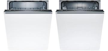 Встраиваемые посудомойки с функцией VarioSpeed: Bosch SMV24 AX01E, Bosch SMV23 AX01R