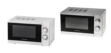 Микроволновые печи с механическим управлением Schaub Lorenz SLM SW20M и SLM SW22M