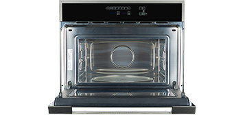 Многофункциональная и вместительная микроволновая печь Kuppersberg HMW 969 BL-AL