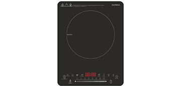 Обзор компактной электрической плиты DARINA NI 765 B с индукционной конфоркой