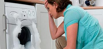 Протечки стиральных машин: методы борьбы и профилактики
